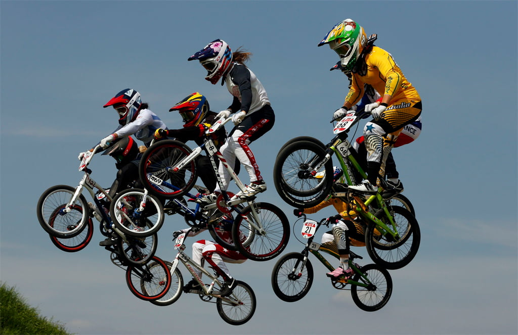 Taller de BMX en Xàbia