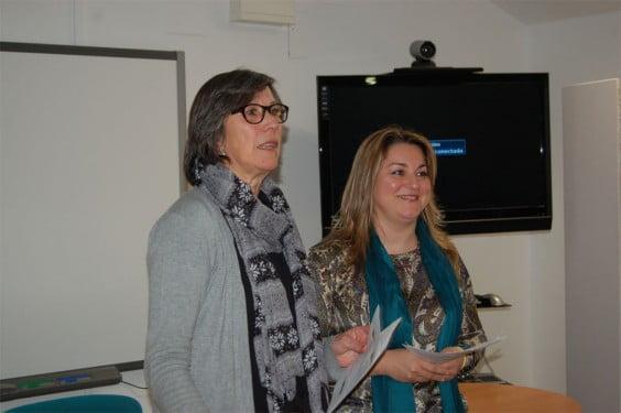 Empar Bolufer y Raquel Martí clausuran el primer cuatrimestre de los cursos UNED Senior