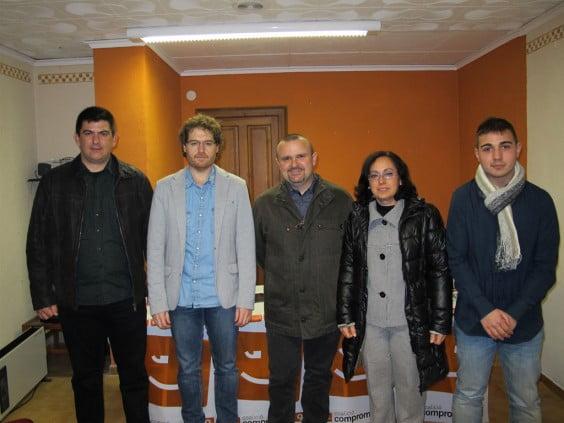 Nueva ejecutiva local de Compromís en Xàbia