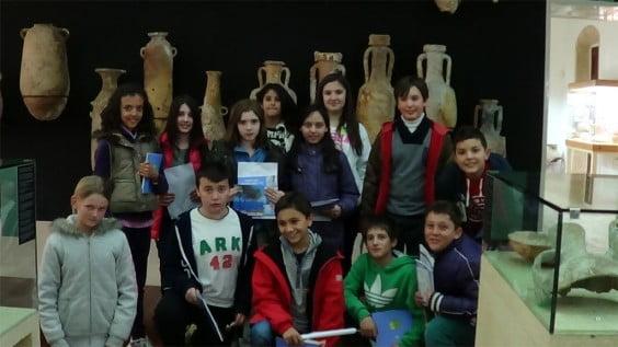 Visita del Consell de Xiquets al Museu Soler Blasco