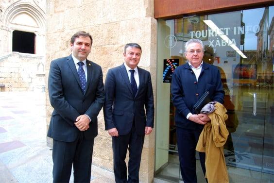 Xàbia entra a formar parte de la red de Flm Offices de la Ciudad de la Luz