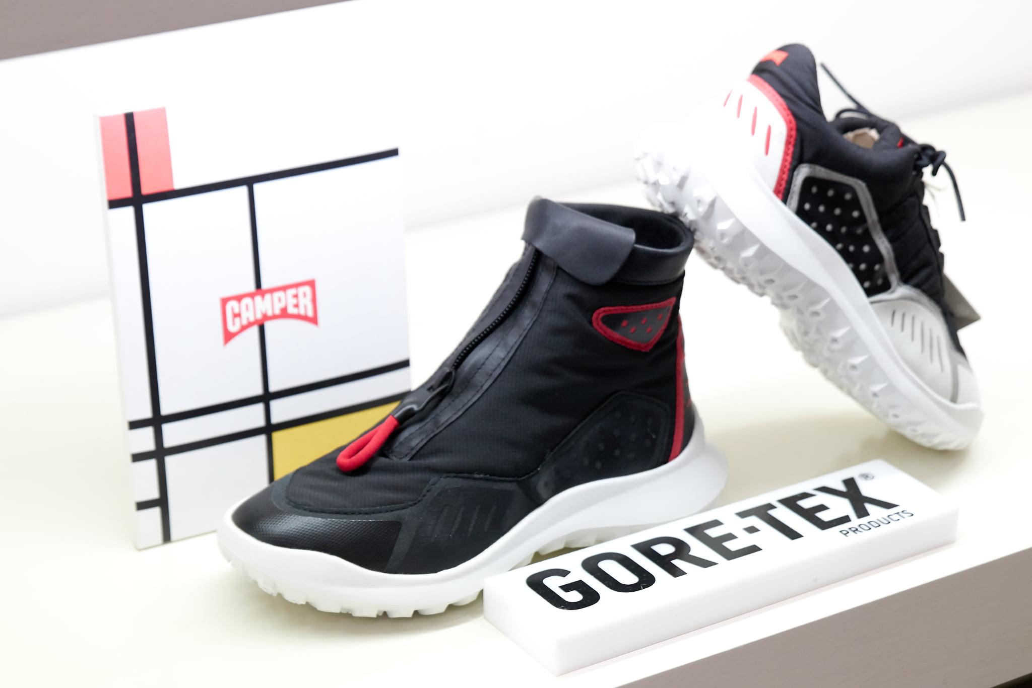 Zapatos Gore-tex Camper – Calzados Ramón Marsal
