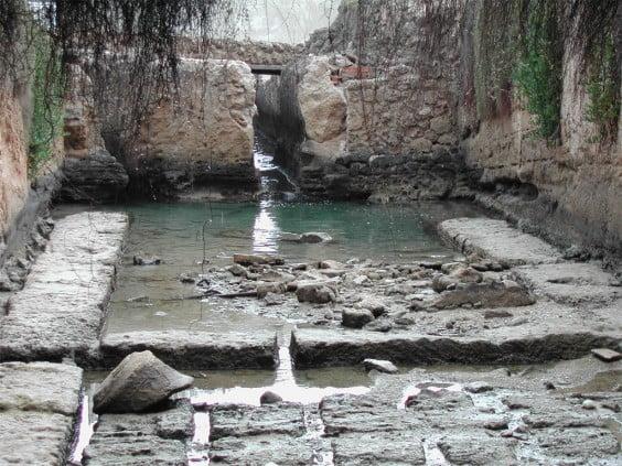 Bany de la reina Xàbia