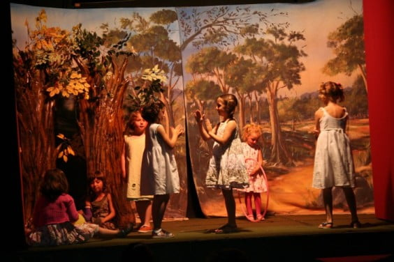 Fabular - Papallona Teatre en Xàbia