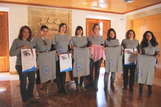 Presentación de los actos del Día de la Mujer en Xàbia