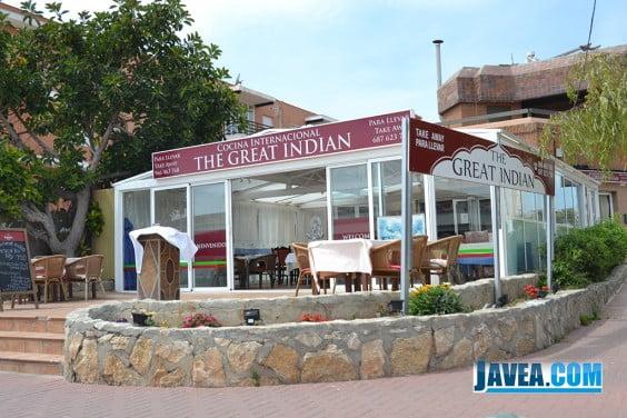 Cuina Internacional The Great Indian