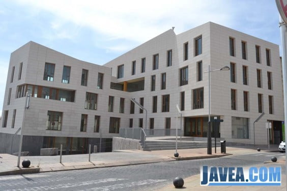 Edificio Municipal del Portal del Clot en Jávea