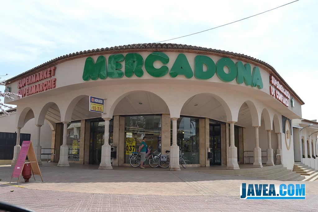 Mercadona Javea