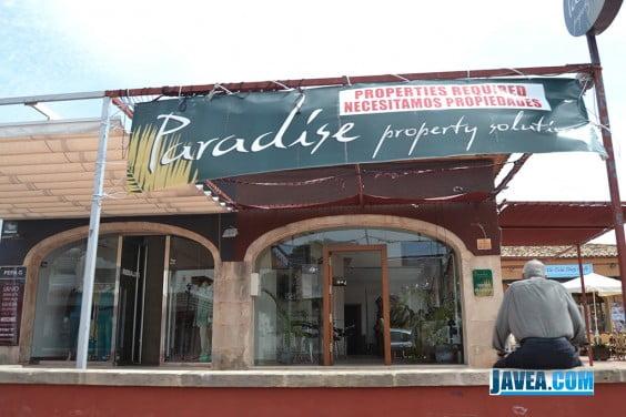 Paradijs Javea