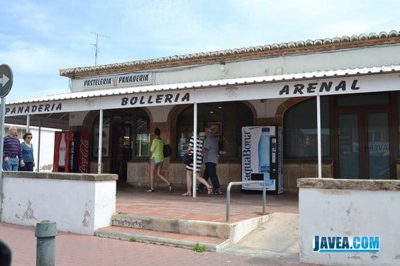 Pastelería Panadería Arenal