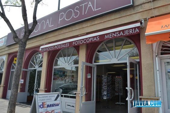 Personal Postal