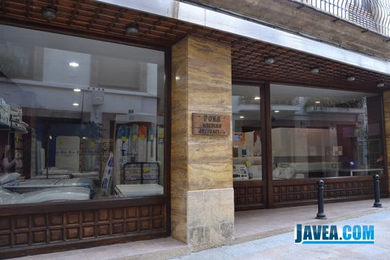 Pons, Möbel und Dekoration Javea