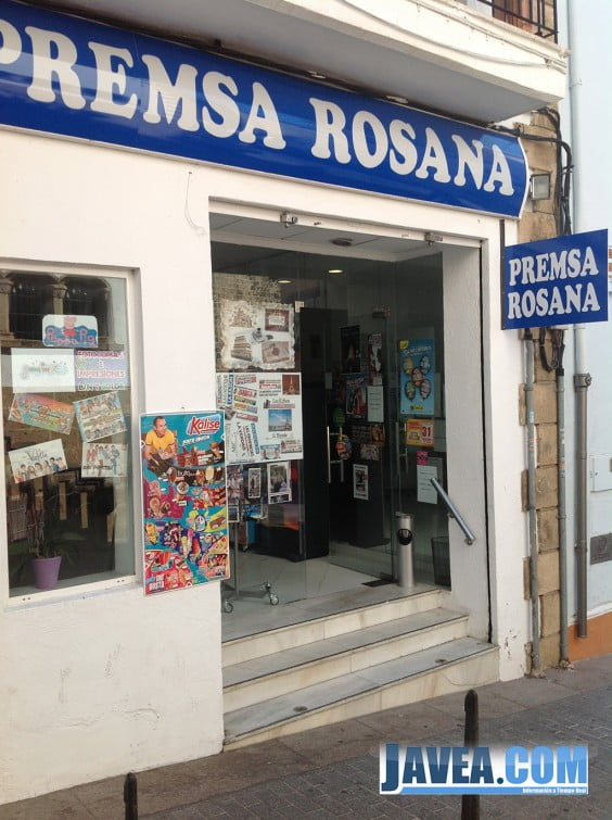 Premsa Rosana Jávea
