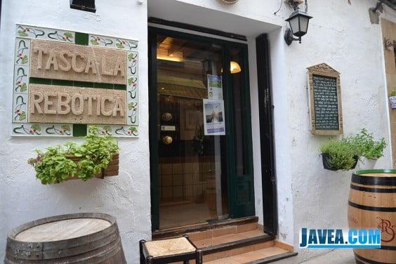 Taverna La Rebotica Xàbia