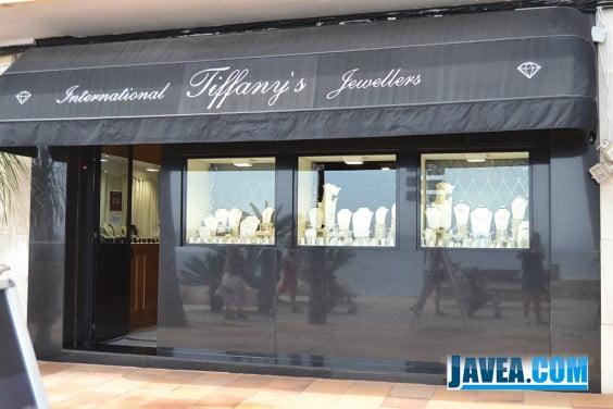 Tiffany's Javea