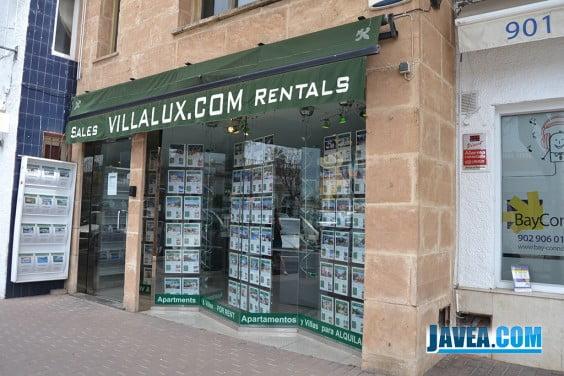 Villalux Verhuur Javea