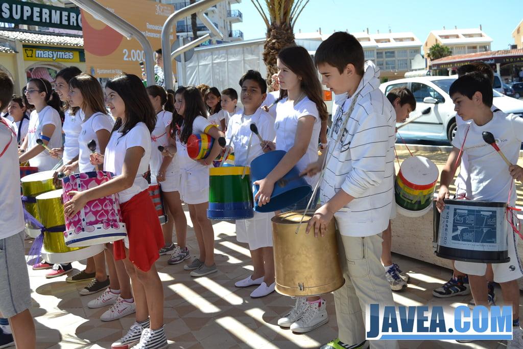Batucada escolar en el arenal de x bia 13 j for Proyecto restaurante escolar