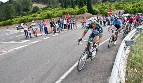 Ciclistas P.Marina Genovés