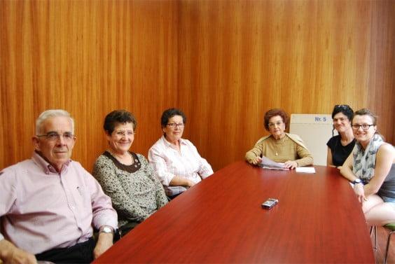 Entrevistas para estudiar el valenciano en Xàbia
