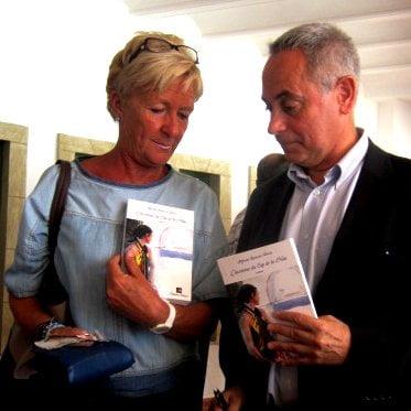 Alfredo Romero y Doris Courcelles