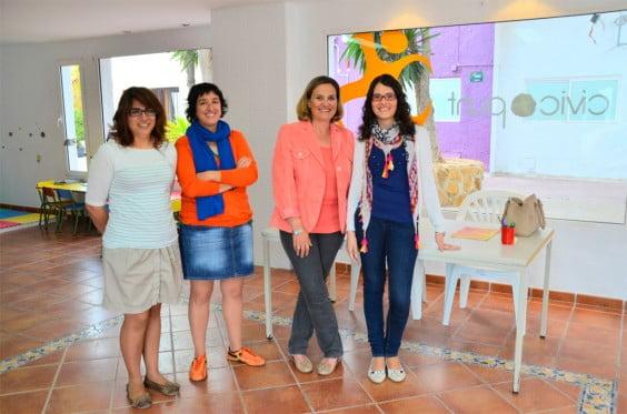 El Civic Punt del Arenal celebrará una fiesta de inauguración