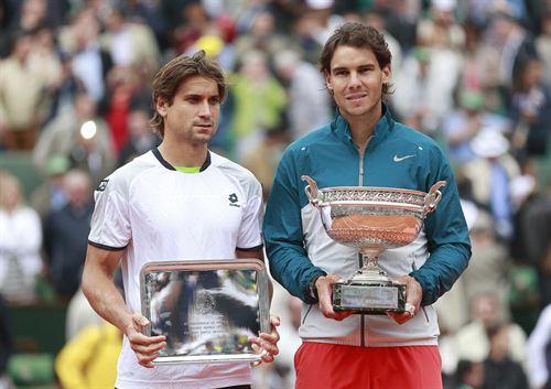 Ferrer-Nadal Paris 2013