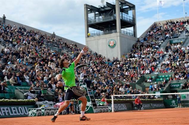 Ferrer Roland Garros 2013