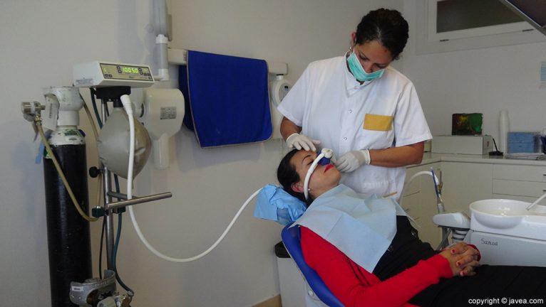 Clínica Dental Puchol sedación consciente