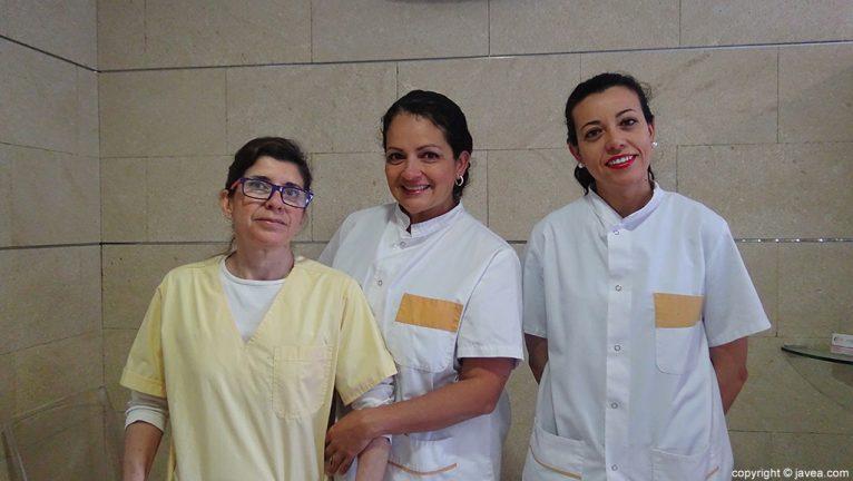 Equipo Clínica Dental Puchol