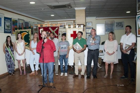 Presentación programa Moros y Cristianos de Jávea 2013