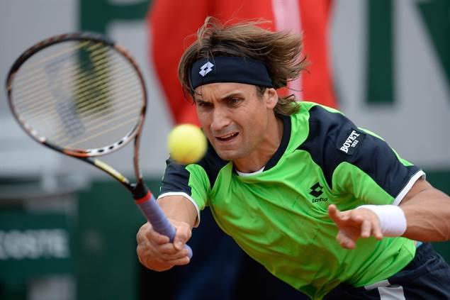 David Ferrer regresa a las pista en el Master de Canada