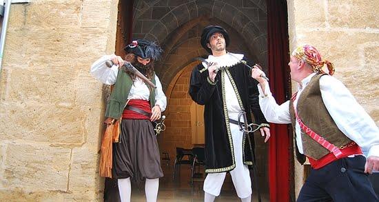 El Departamento de Turismo de Jávea organiza rutas teatralizadas