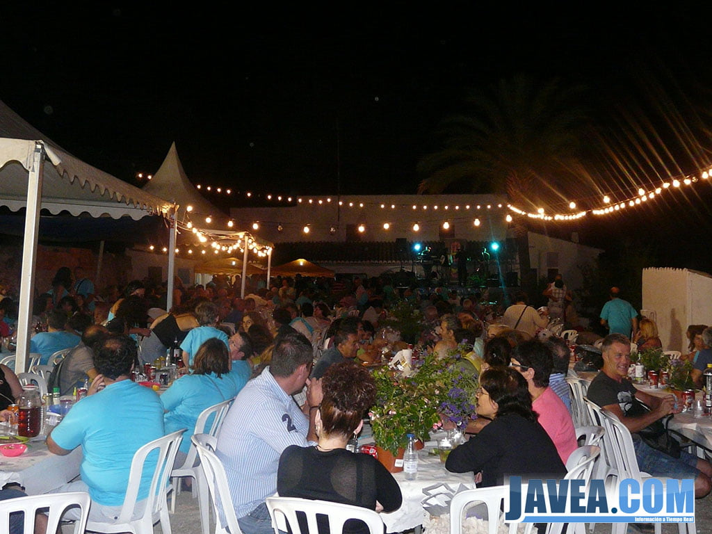 Festes del Portitxol a Xàbia 2013