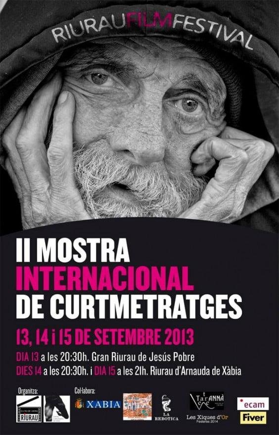 Cartel II Muestra Internacional de Cortometrajes