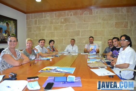 Concejales y Asociaciones colaboradoras