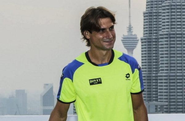 David Ferrer se queda sin semifinales en Kuala Lumpur