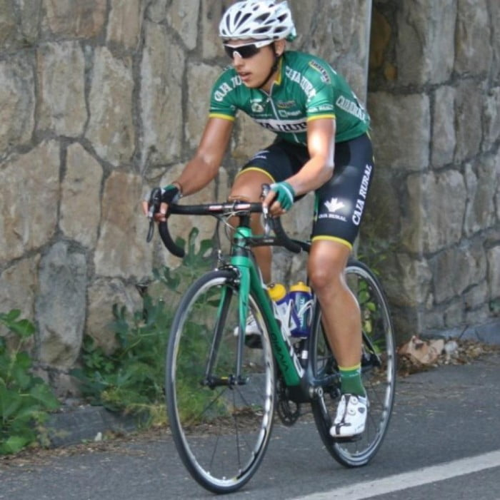 Jávea tiene un ciclista profesional