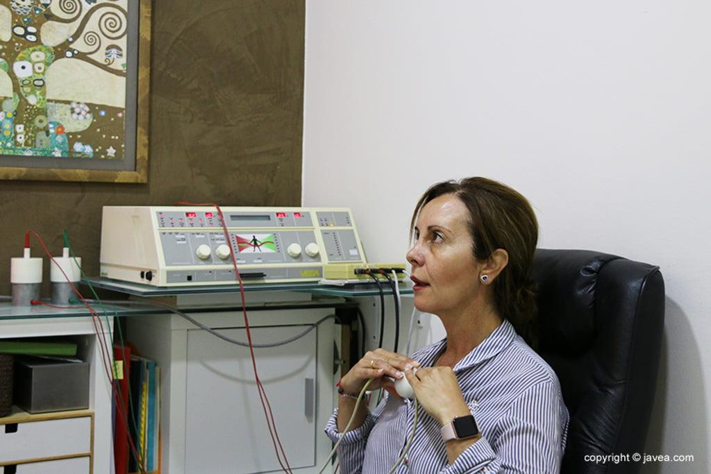 Teste médico de motoristas de Javea - Cume Polyclinic