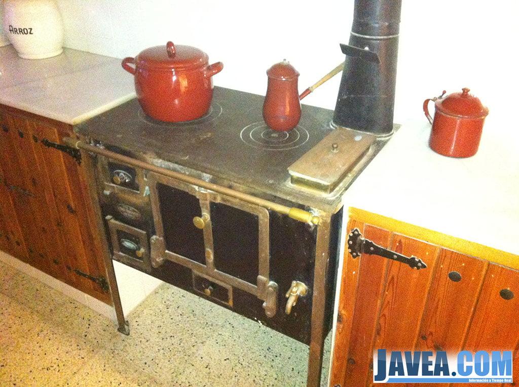 Cocina de los a os 40 j x - Cocinas anos 50 ...