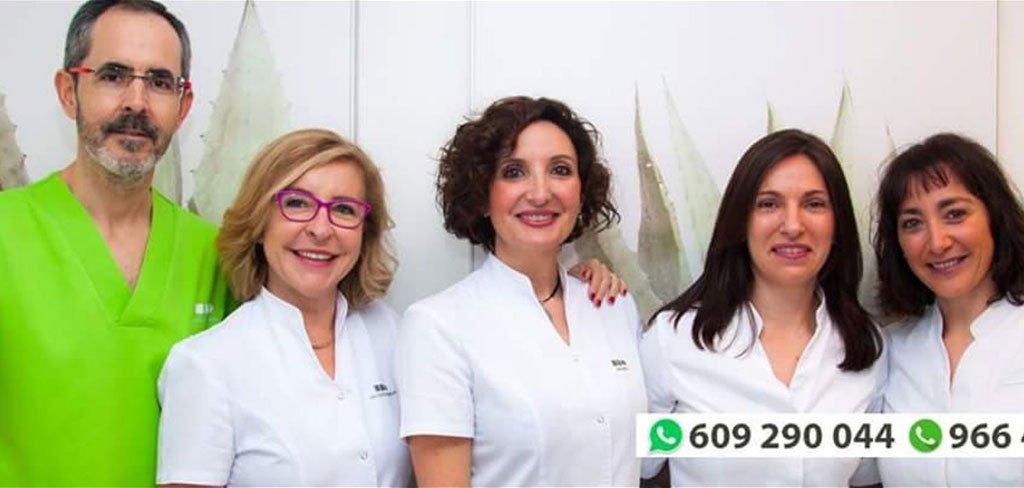 Equipo Clínica Estética Castelblanque