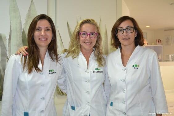 Equip de la doctora Laura Castelblanque