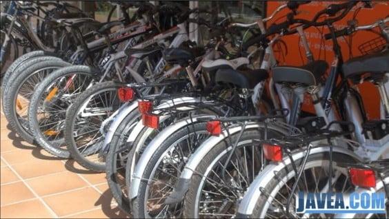 Alquier de bicicletas eléctricas en Gugurú