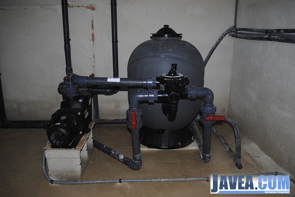 Bomba de Electrobombas Xàbia