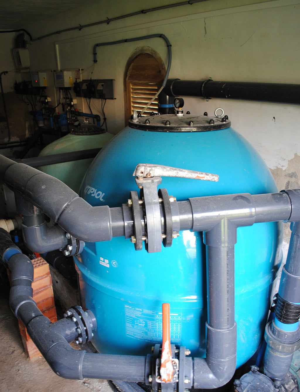 Bomba d'aigua de Electrobombas Xàbia