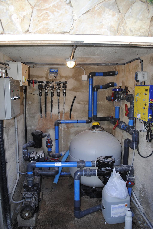 Instal·lació Bomba d'aigua Electrobombas Xàbia