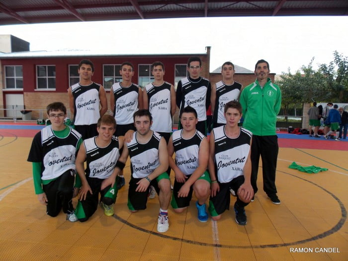 El Junior del Joventut Xàbia venció sin problemas en Cocentaina