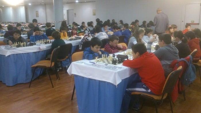 El C.E. Xàbia ocupo el puesto 23 en el Nacional Sub 16 de ajedrez