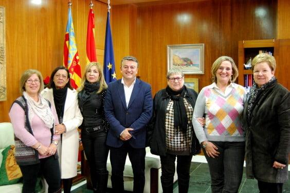 El Ayuntamiento de Jávea abre convenio con las asociaciones de integración de discapacitados de la Marina Alta