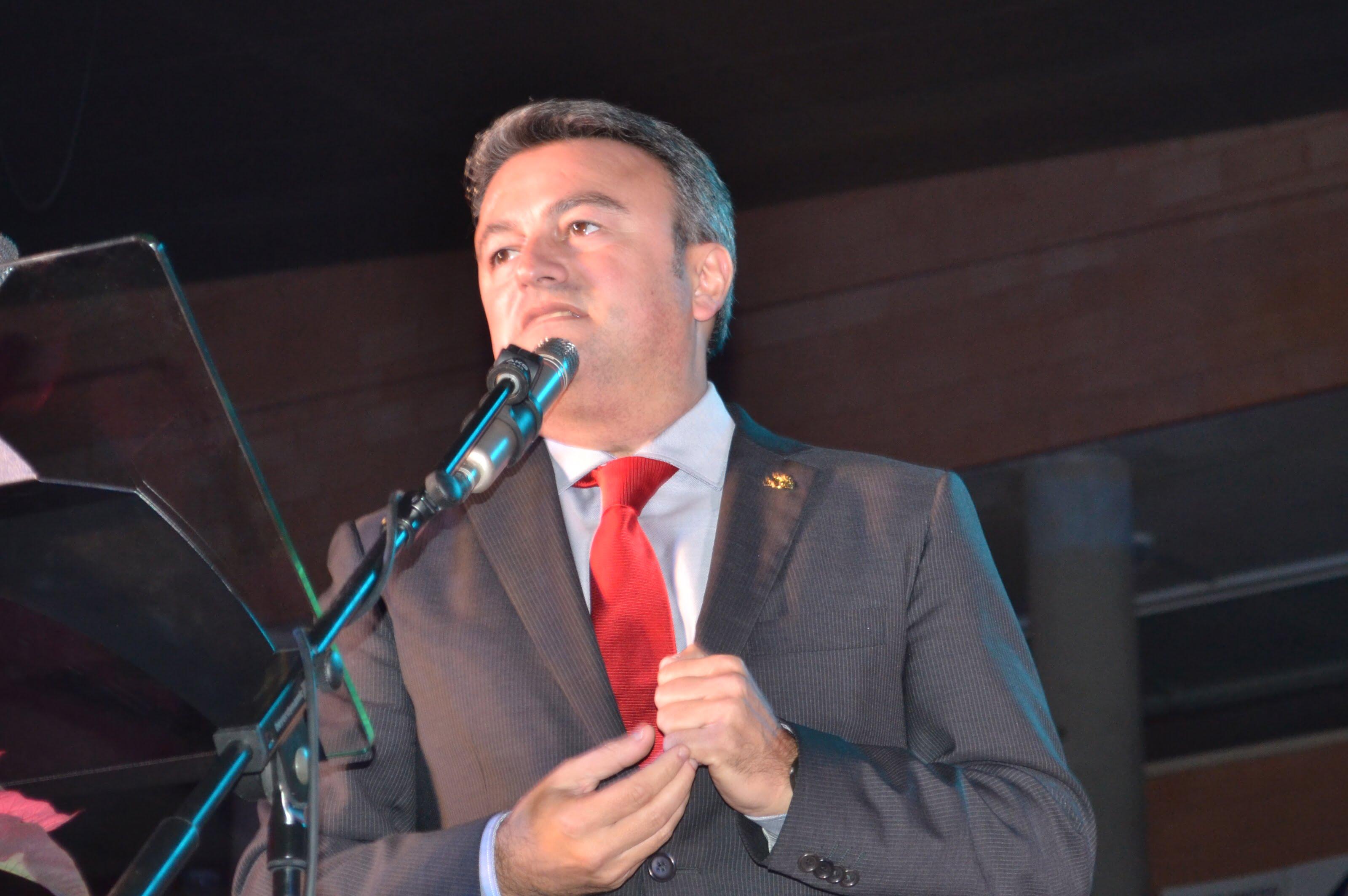 José Chulvi el alcalde de Jávea