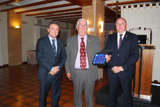 Protección Civil de Jávea celebró su cena de gala anual